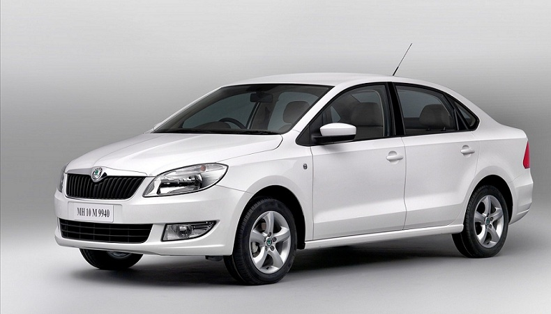 Skoda Rapid Ultima at Rs 8.30 Laks