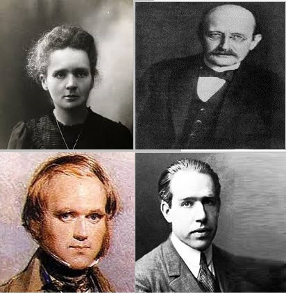 GREAT SCIENTISTS WHO HAVE CHANGED HISTORY