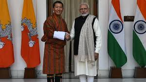 PM Modi 2 day visit to Bhutan