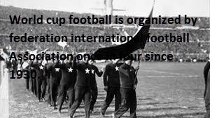 Facts About World Cup Football History