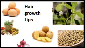 HAIR GROWTH TIPS FOR STRONG AND HEALTHY HAIR