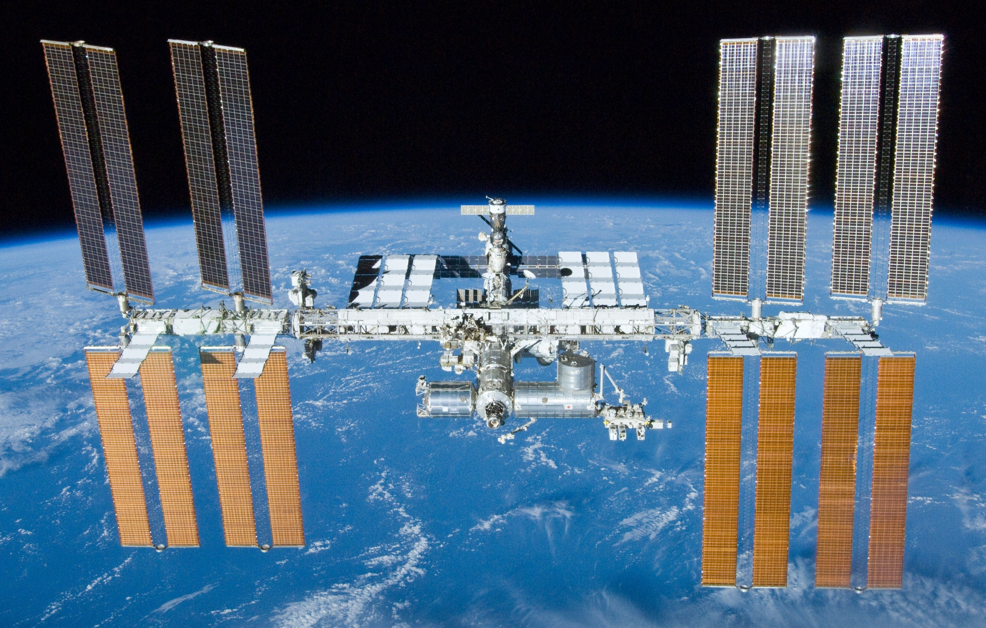 New holiday destination International Space Station