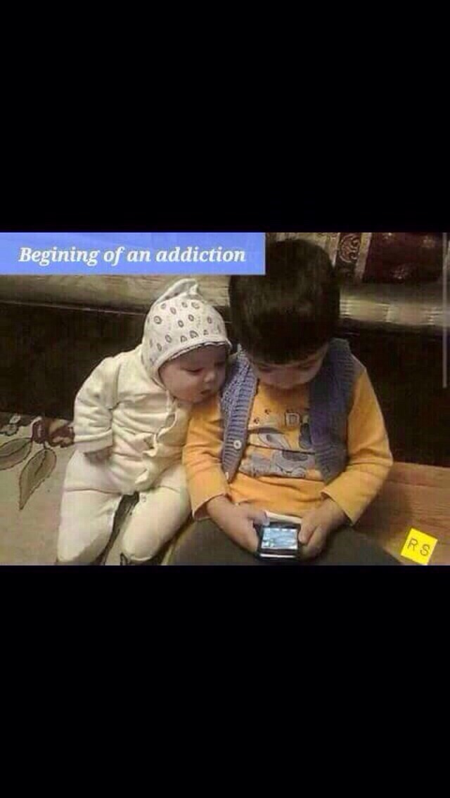 Begining of addiction
