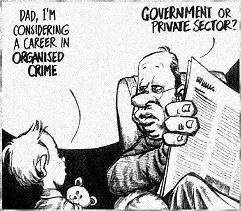 Private or Government